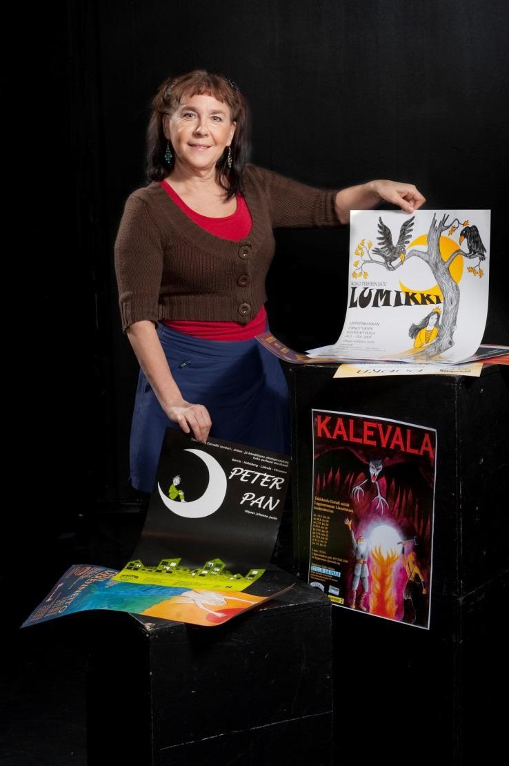 Leena Talasmo : Tuottaja, vararehtori