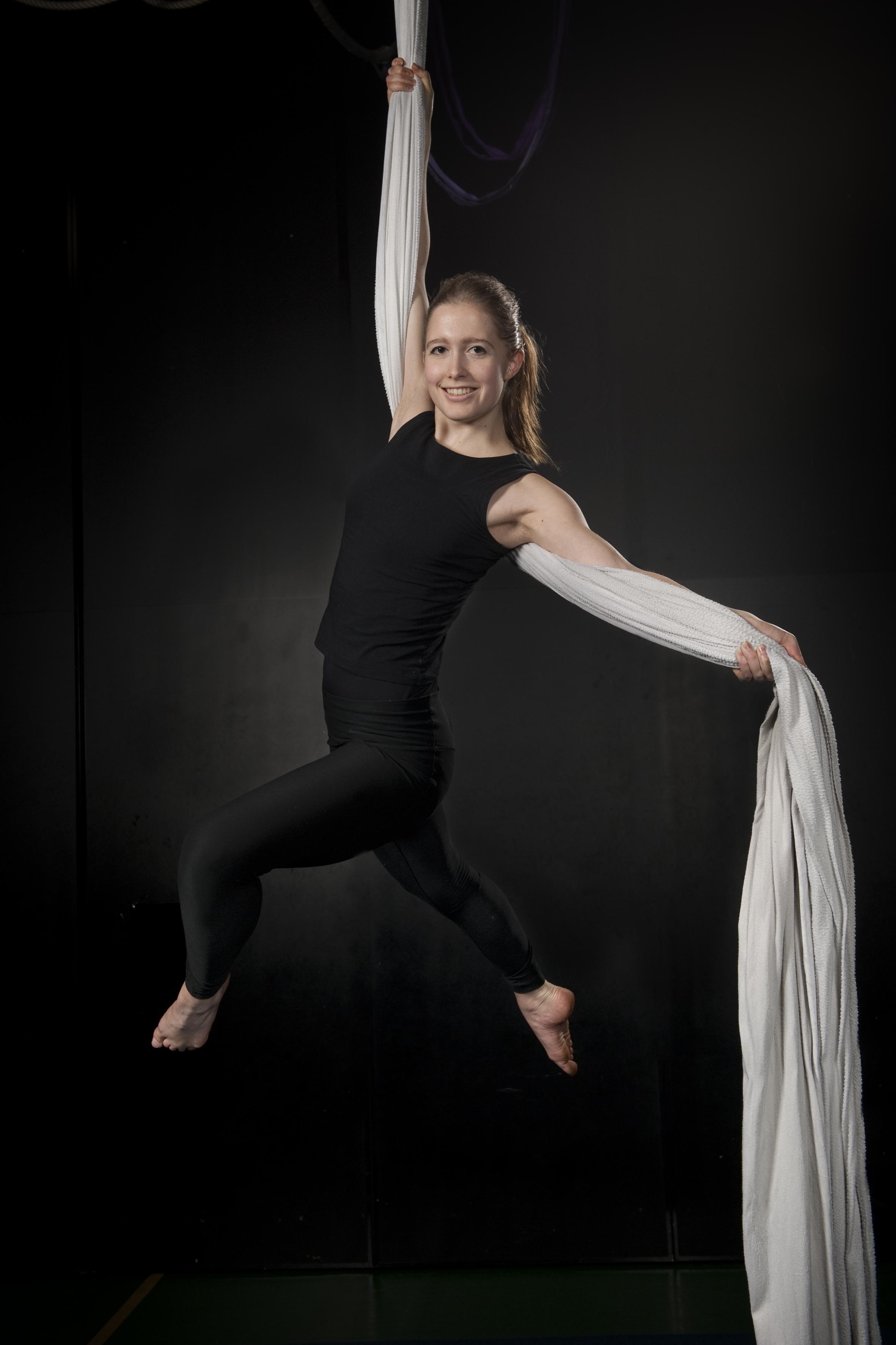 Saila Salminen : Sirkuslinjan opettaja