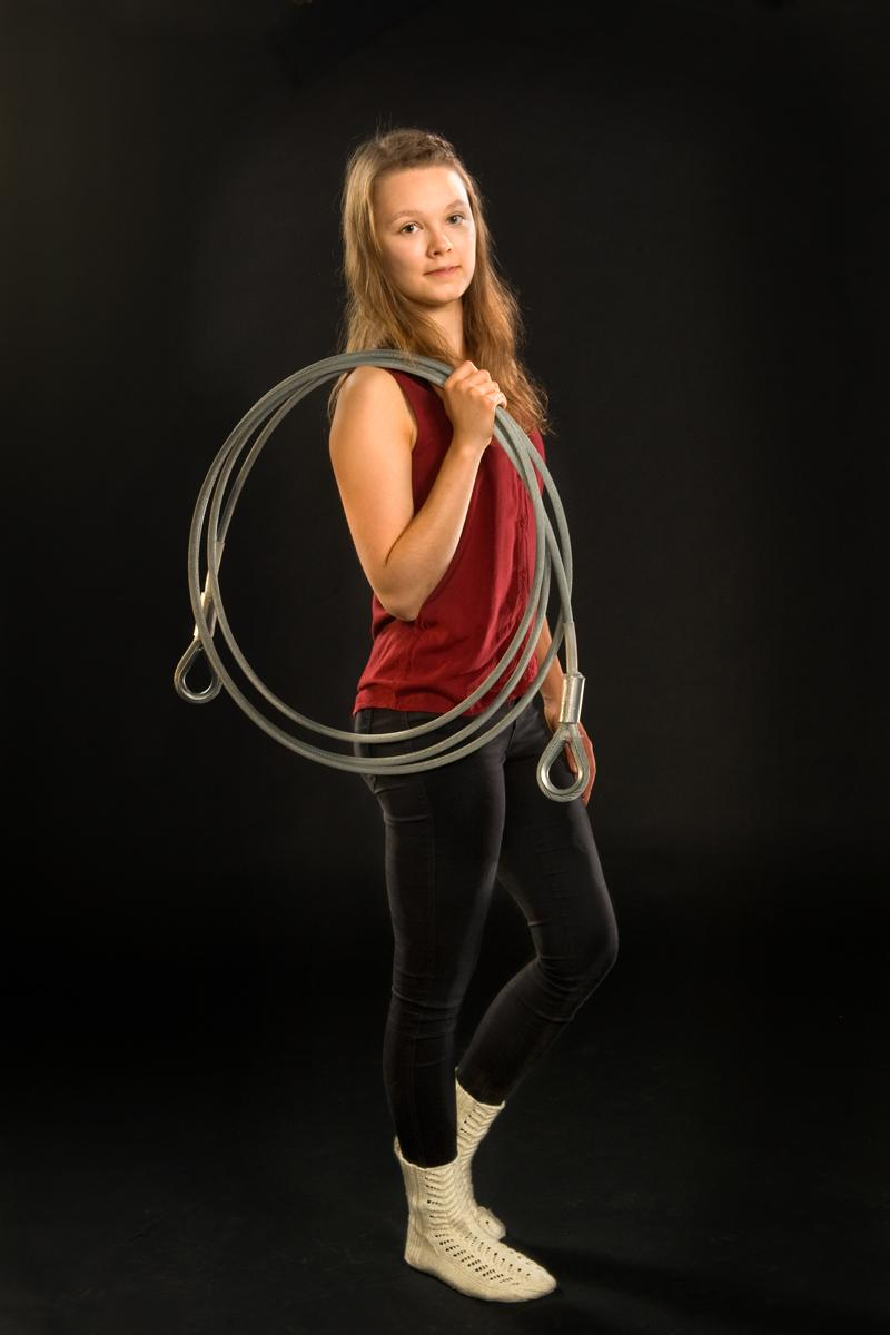 Sini Napari : Sirkuslinjan opettaja