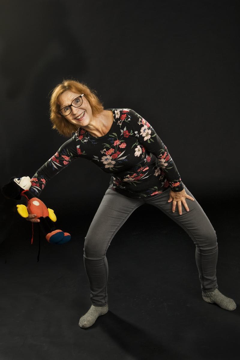 Tuulikki Lankio : Sirkuslinjan opettaja
