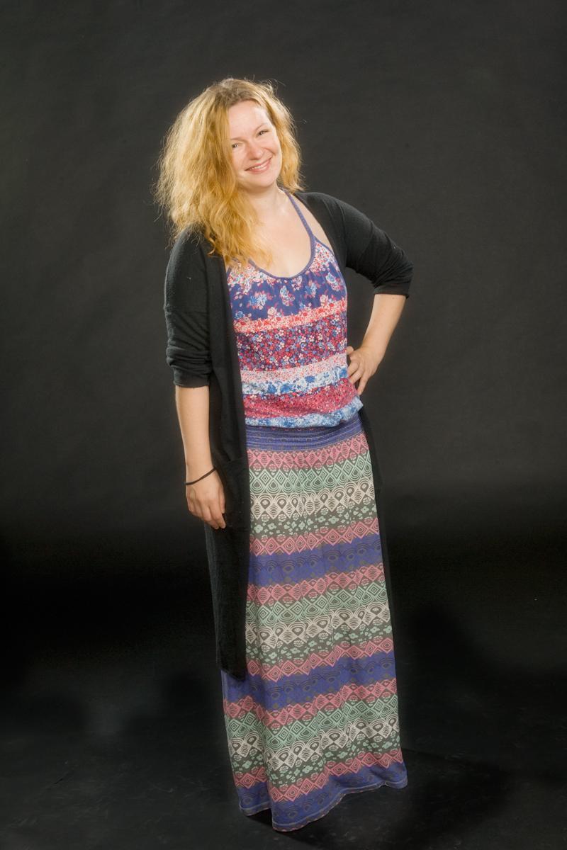 Netta Salonsaari : Sirkuslinjan opettaja