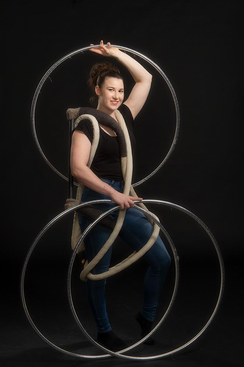 Veronica Dolhain : Sirkuslinjan opettaja